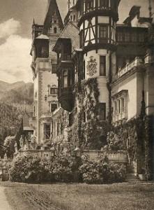Castelul peles vechi