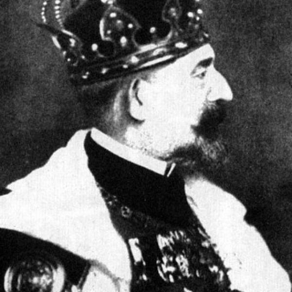 1 Dec 1922 - Regele Ferdinand