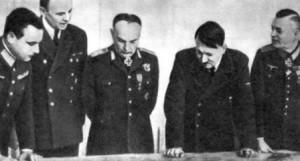 hitler si antonescu 1944