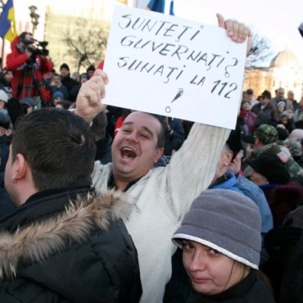 Raspunsul FMI la protestele de la București