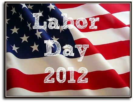 labour day 2012