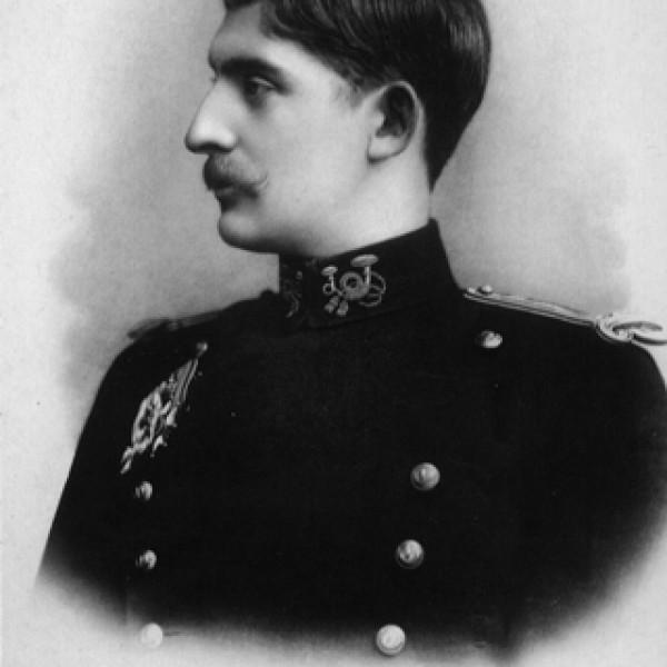 Principele Ferdinand - 1893