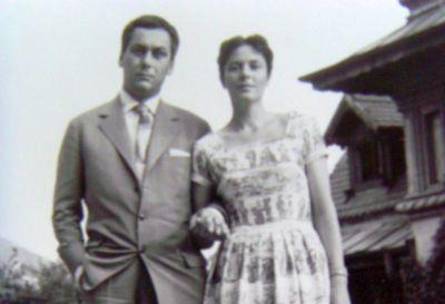 Irina Medrea si Petru Dumitriu