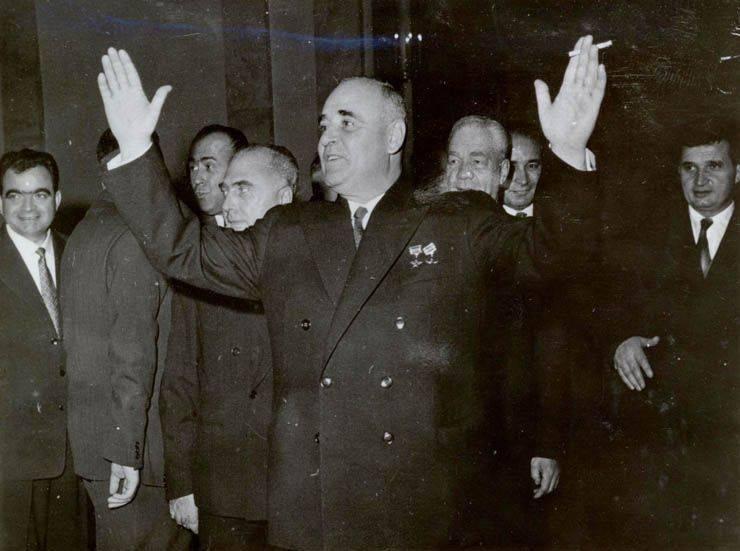Moartea unui dictator