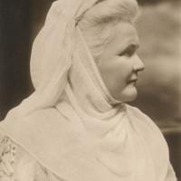 0051 - Carmen Sylva - portret batrana