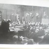 sala conferinta, plan general