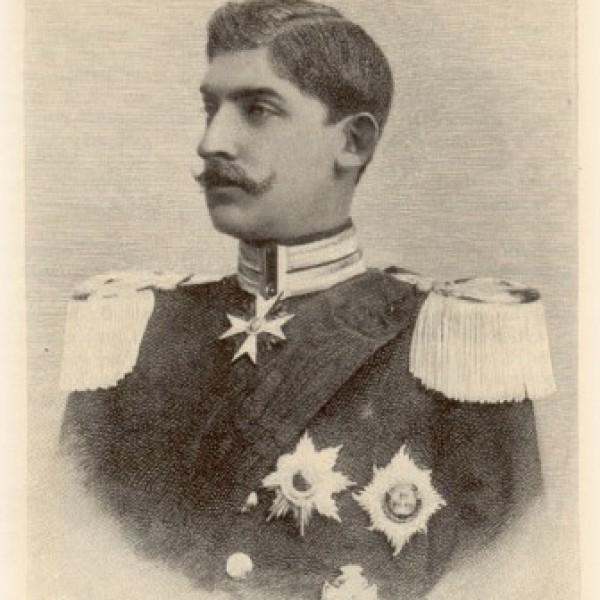 Ferdinand,prince of Roumanie