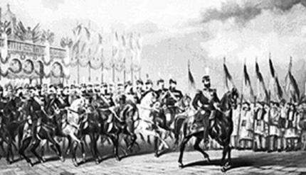 Carol I proclamre rege 1881