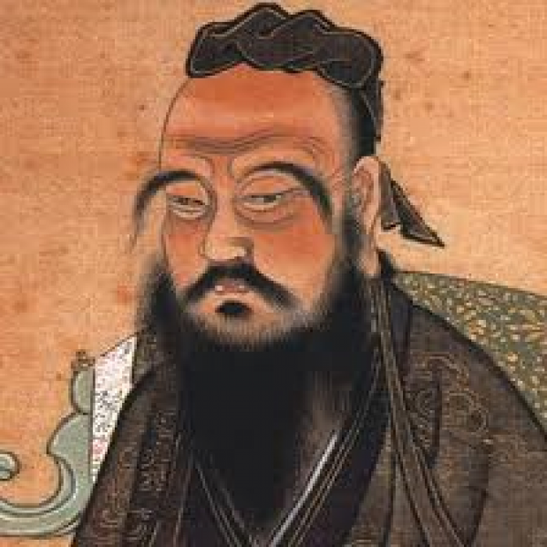 lao tzu andd confucius Legend states that confucius and lao-tzu did in fact meet to discuss the imperial archives lao-tzu was unimpressed by the beautiful robes worn by confucius, and did not agree with looking back on the past.