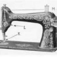 masina de cusut singer