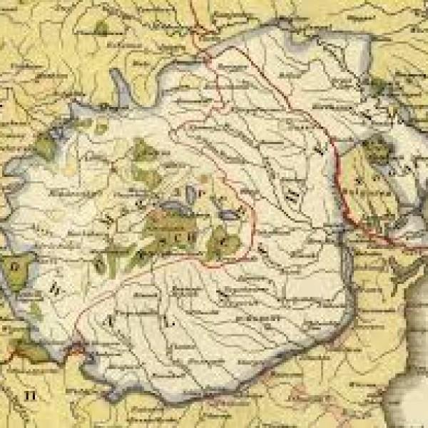 harti vechi 1