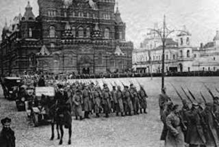 Rusia bolsevici 1
