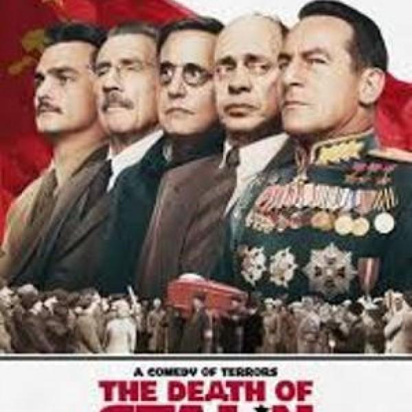afis moartea lui stalin