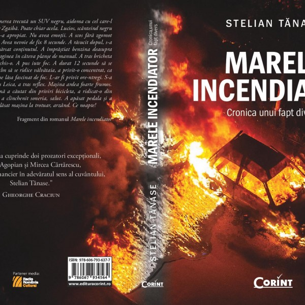 Marele Incendiator coperta 1-4 backup