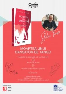 afis Moartea unui dansator de tango Corint
